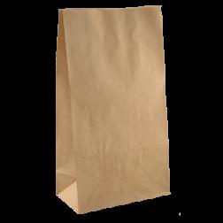 Brown Block Bottom Paper Bags