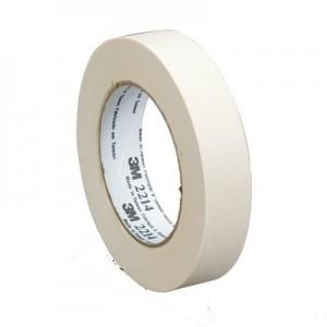 3M 2214 Light Duty Masking Tape Beige