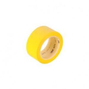 3M 471 Lane Marking PVC Tape yellow