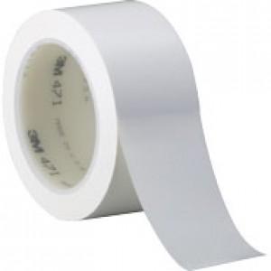 3M 471 Lane Marking PVC Tape White