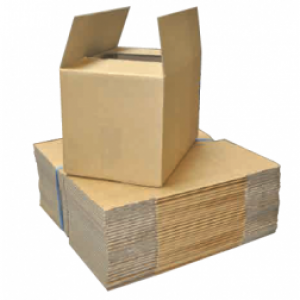 Brown Stock Cartons