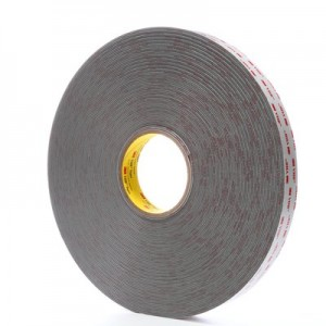 3M RP62 D/Sided VHB Tape Grey 1.5mm Thick