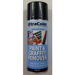 Graffiti and Paint Remover