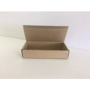 Die Cut Specs Carton Brown 180 x 76 x 40mm