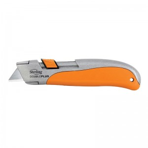Safety Knife Double Plus Self Retracting Blade