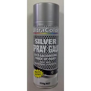 Silver Galvaniser Paint