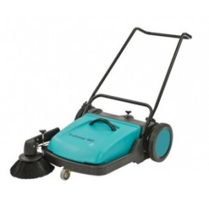 TruSweep Warehouse Floor Sweeper