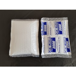 Dry Chill Bubble Backed Cold Packs
