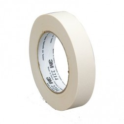3M 2214 Light Duty Masking Tape Beige