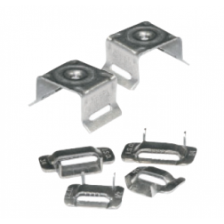 Stainless Steel Buckles & Brackets