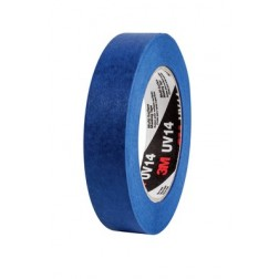 3M UV14 Multi Surface Masking Tape Blue