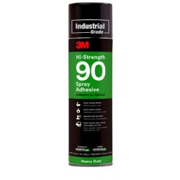 3M Hi-Strength 90 Spray Adhesive (500gm Aerosol)