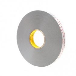 3M 4941 VHB Acrylic Foam Tape Grey 1.1mm Thick