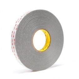 3M RP32 D/Sided VHB Tape Grey 0.8mm Thick