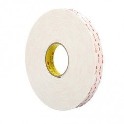 3M 4945 VHB Acrylic Foam Tape White