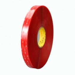 3M 4905 VHB Acrylic Foam Tape Trans 0.5mm Thick