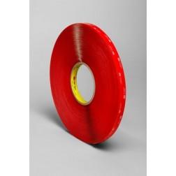 3M VHB 4910 Acrylic Foam Tape Transparent 1mm Thick