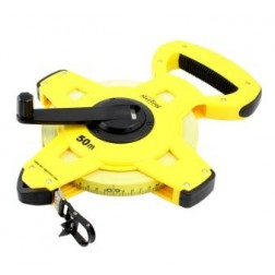 Tape Measure 50m x 20mm 3 Speed Winder