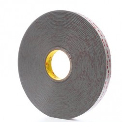 3M RP62 D/Sided Foam VHB Tape Grey