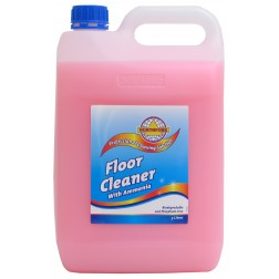 Floor Cleaner (With Ammonia)
