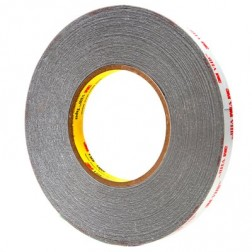 3M RP16 D/Sided VHB Tape Grey 0.4mm Thick