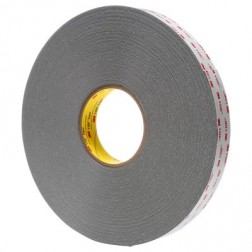 3M RP45 D/Sided Foam VHB Tape Grey